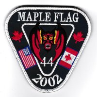 44th FSQ MAPLE FLAG 2002