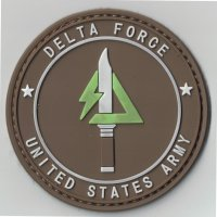 US ARMY DELTA FORCE Tan