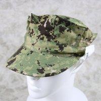 """【アメリカ海軍】NWU TypeIII """"AOR2"""" CAP(八角帽)サイズ:7 3/4《軍放出品 未使用品》"""