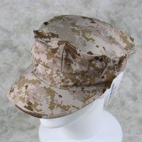 """【アメリカ海軍】NWU TypeII """"AOR1"""" CAP(八角帽)サイズ:7 3/4《軍放出品 未使用品》"""