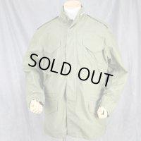 【軍放出品】M-65 フィールドジャケット アルミジッパー 1968年 サイズ:M/R 〈未使用品〉