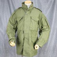 【軍放出品】M-65 フィールドジャケット 1981年 サイズ:S/L 〈未使用品〉