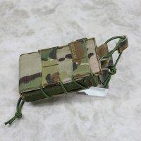 【ORDNANCE(オードナンス)沖縄】TACO MAG ポーチ/M4 マルチカム〈軍放出品 未使用品〉