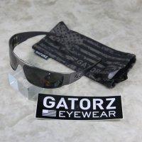 【GATERZ(ゲーターズ)】MAGNUM GUN METAL SMOKE/POLARIZEDレンズ