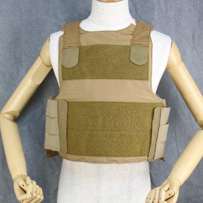 画像1: 【paca】ボディーアーマーキャリアー Body Armer Carrier サイズ:MD 中古美品〈軍放出品〉
